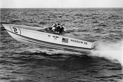 Magnum's History