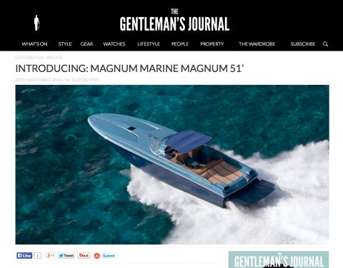 Introducing: Magnum Marine Magnum 51'