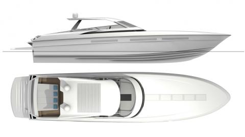 Magnum Marine 80 AM Yacht Design Unveiled
