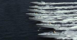 Fleet of Magnum 27 Patrol boats for the Kuwait Coast Guard