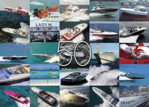 Happy New Year from Magnum Marine!