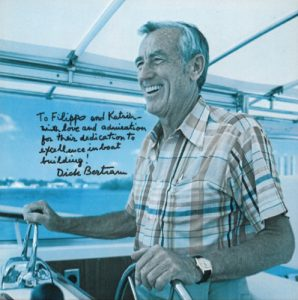 Tracing the Roots of Magnum Marine's Racing Success – The 1960 Wooden Moppie