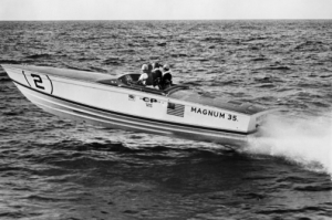 The Magnum 35' and Italian Marchese Filippo Theodoli