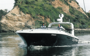 The Tough and Reliable: The Magnum 40' Barbarian Patrol Craft