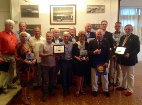 VBV Wins Antique Boat Award at the 1st International Gathering of Historical Offshore Boats