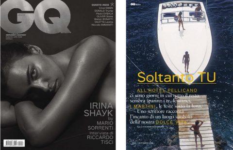 Magnum Marine Featured in GQ Magazine September 2016 Italia