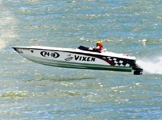 Mel Voss's Magnum 27 Sport