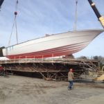 Upcoming New Magnum 70 Hull and Construction Process