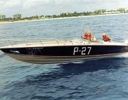 Jack Kraft's Magnum 27' Sport