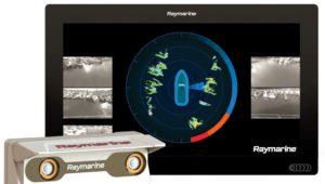 Navico Helm Display, AI Tech Make Boating Safer