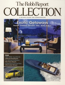 2009 the robb report collection