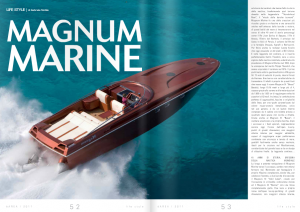 Magnum Featured in eAREA Magazine