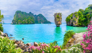Yachting in Thailand