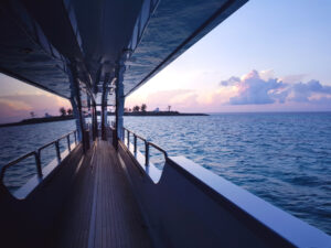 How Superyachts Became the Jet Set's 2021 Holiday of Choice